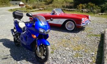 VFR with Corvette
