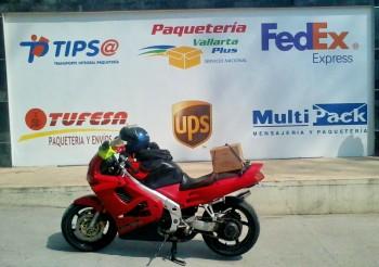 Vfr delivery