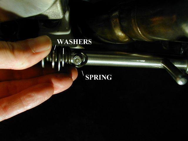 Spring&Washer Trick