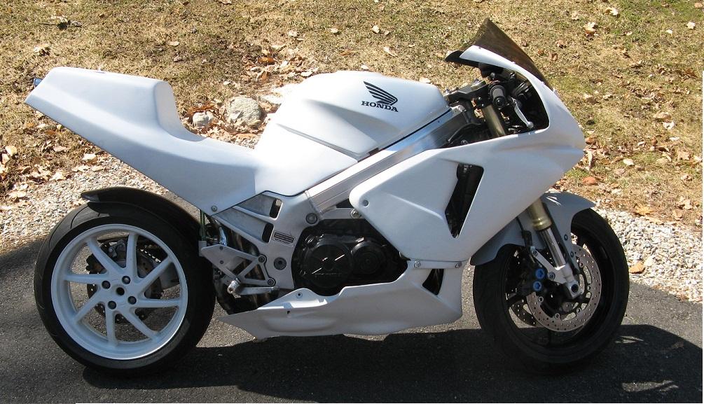 1993 VFR Trackbike