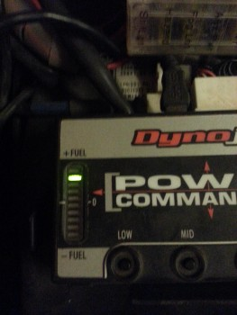01. Power Commander Display