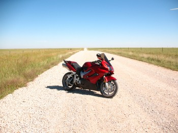 Beaumont, Kansas (USA) Ride