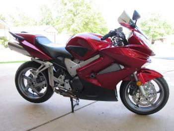 My 2007 Honda VFR800