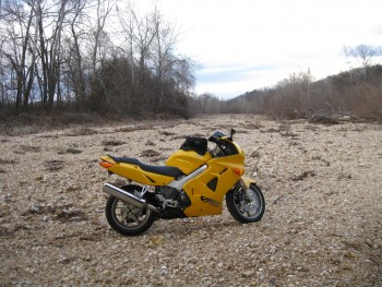 Dry Creek Bed VFR