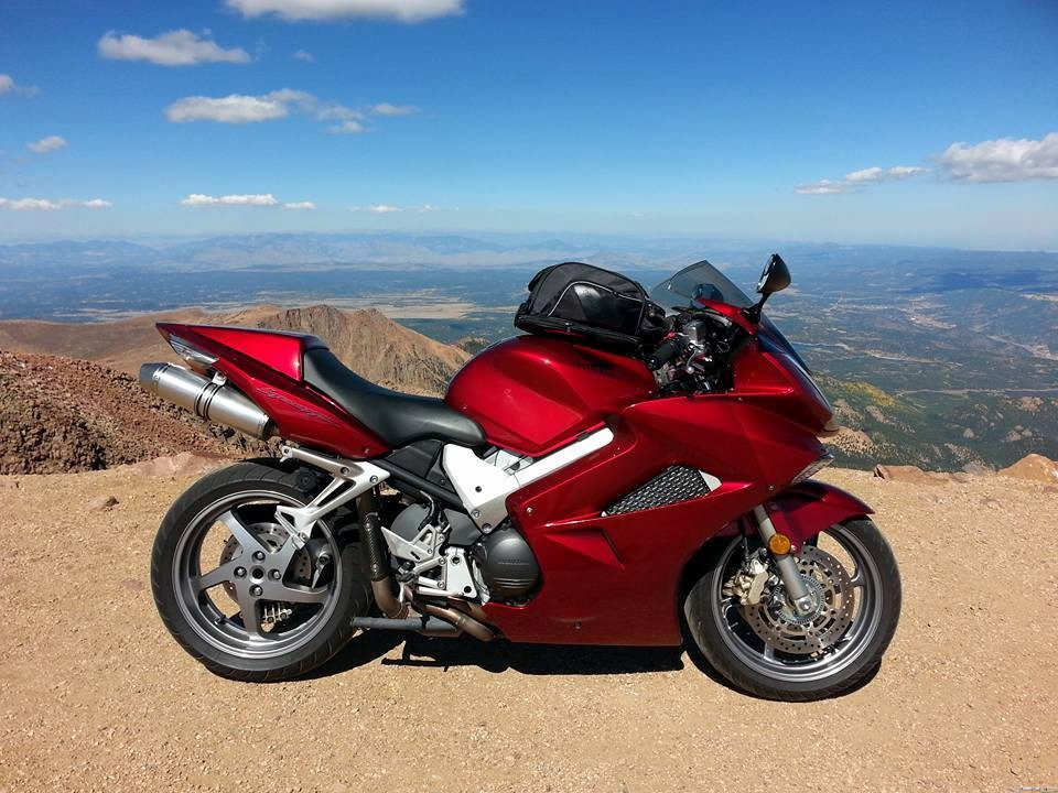 Pike's Peak, fall 2015