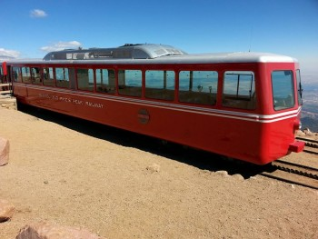 Manitou and Pike's Peak Cog Railway