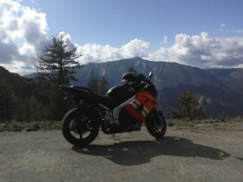 At Mountain Reba