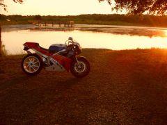 RC30 Sunset