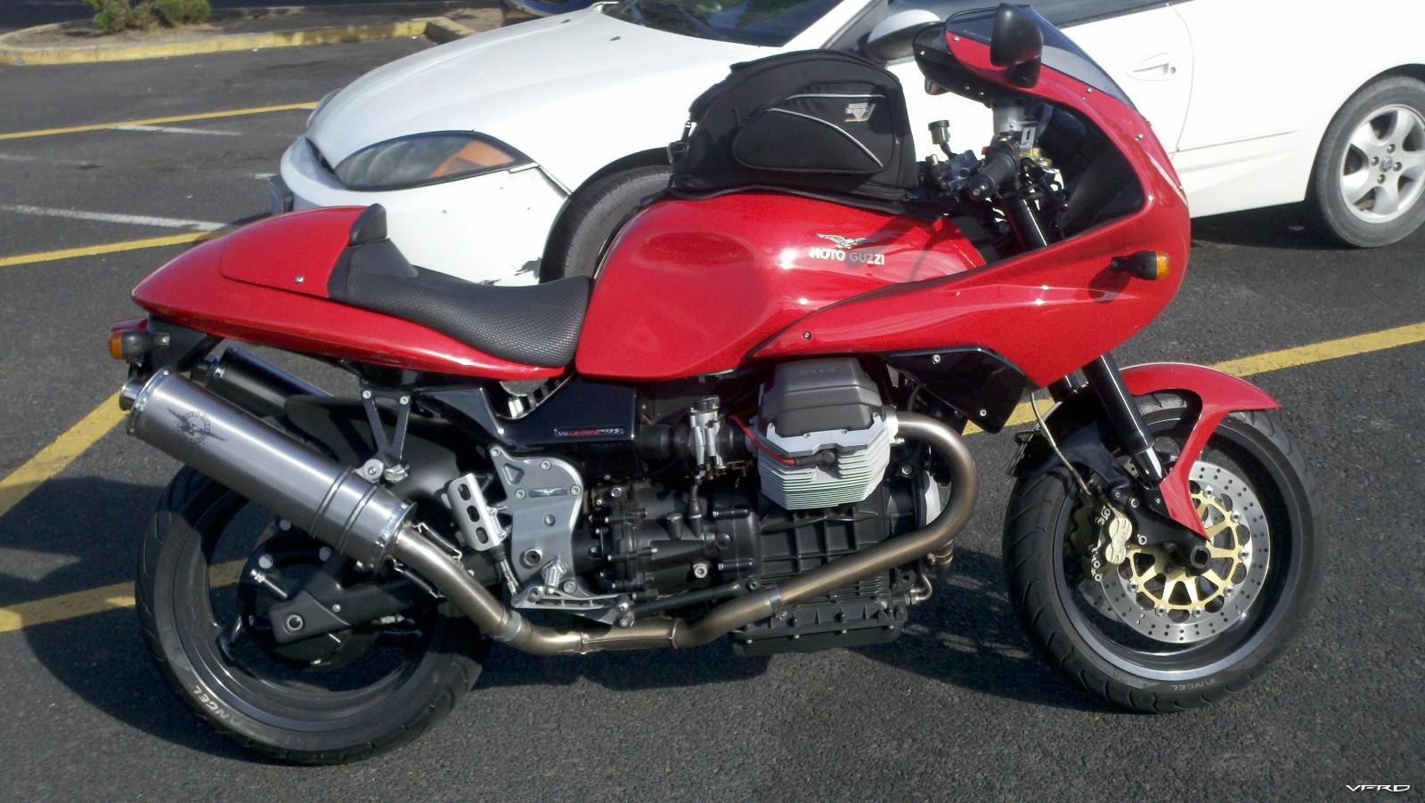 Nice Moto Guzzi