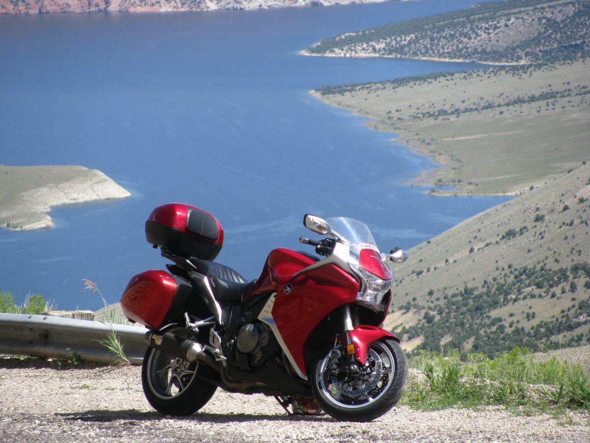 Flaming Gorge Utah