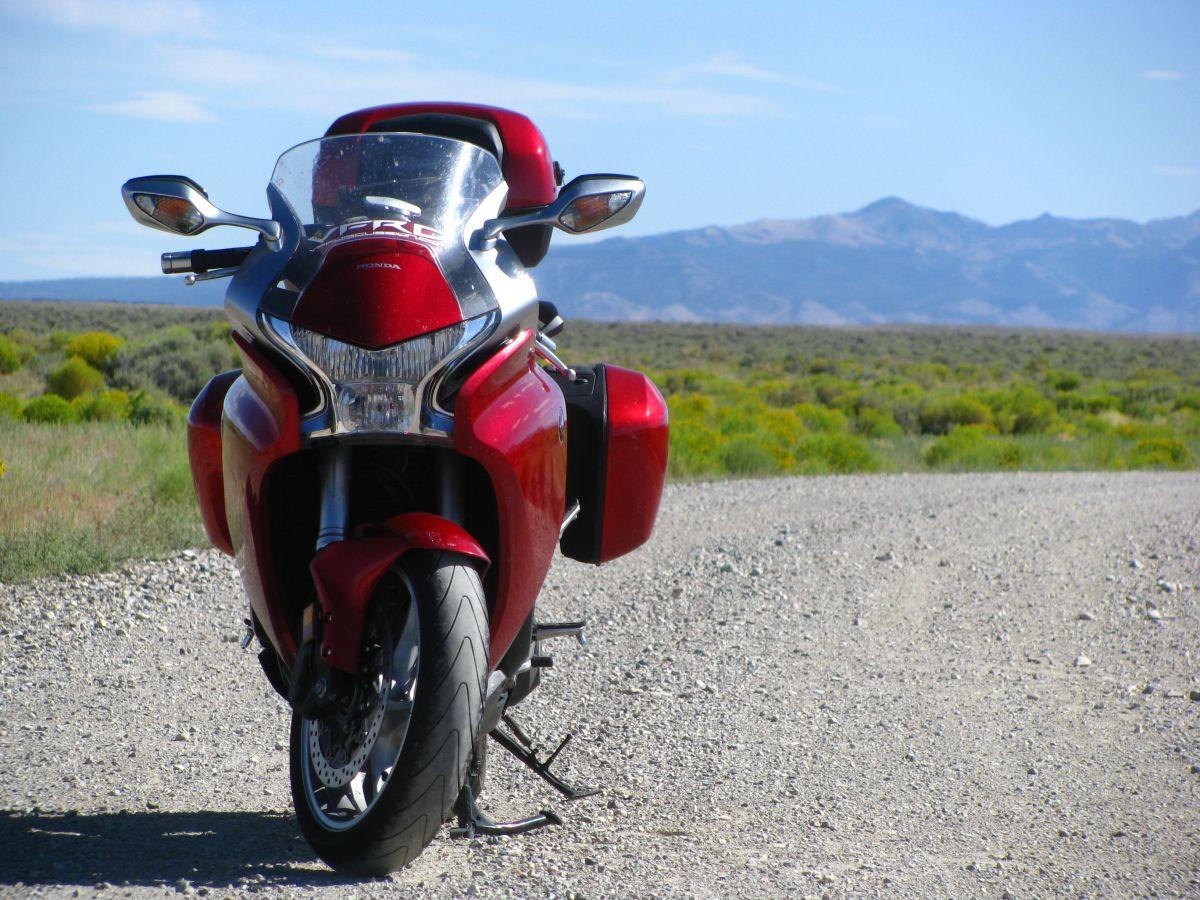 The Nevada Desert