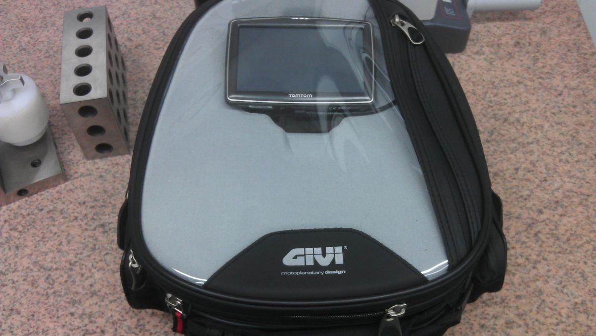 Givi Tanklock Tank Bag