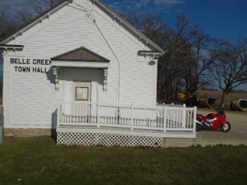 Belle Creek Town Hall