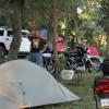 Sturgis camp site w Daryl