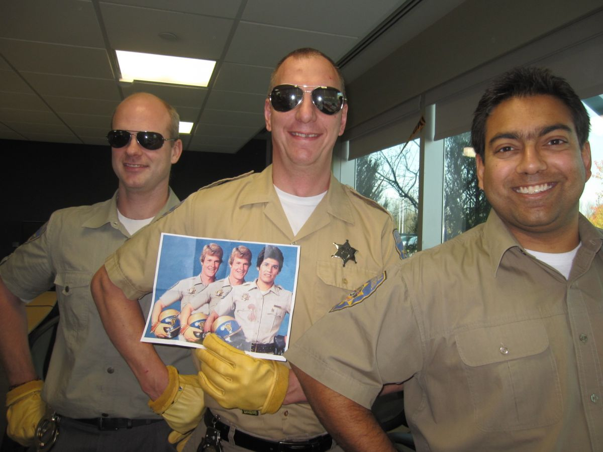 Ponch and John and... well, um, John