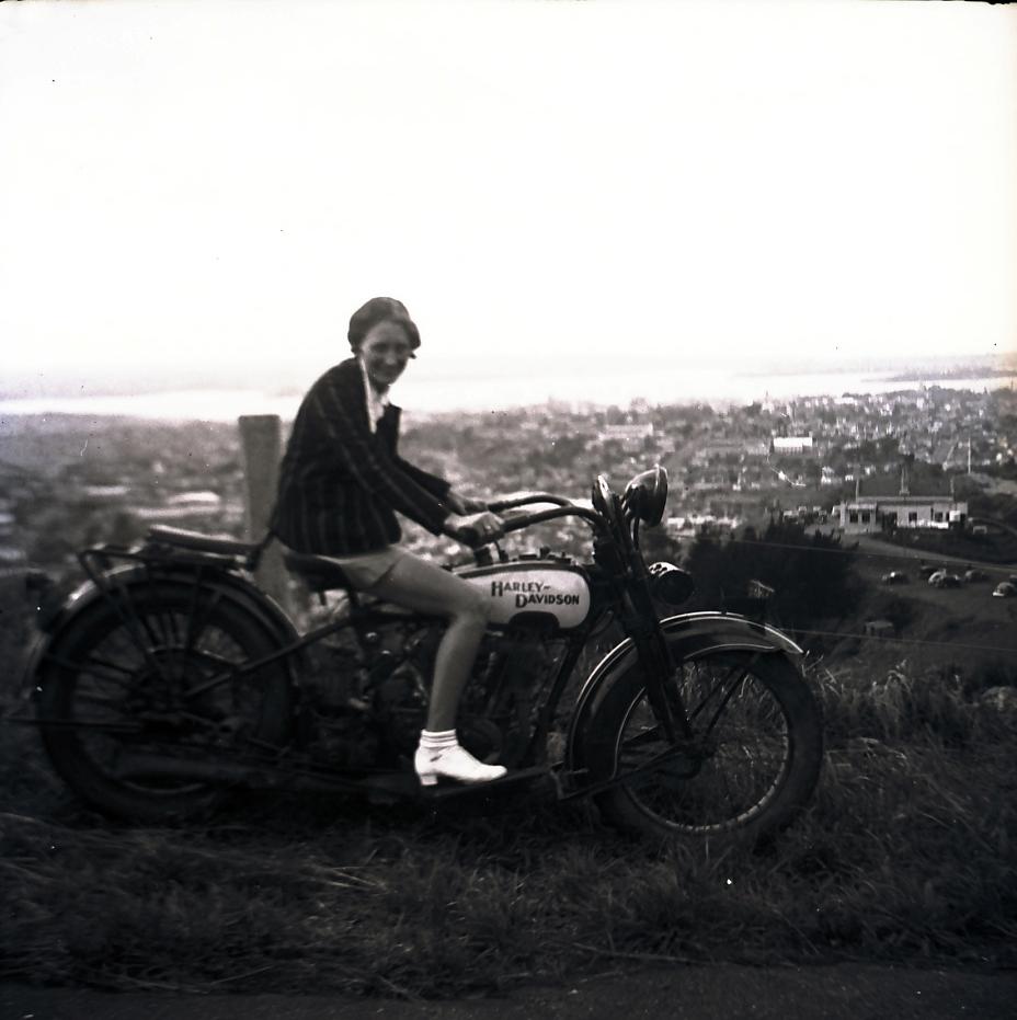 1925 Harley Davidson 1000 in Wellington, NZ