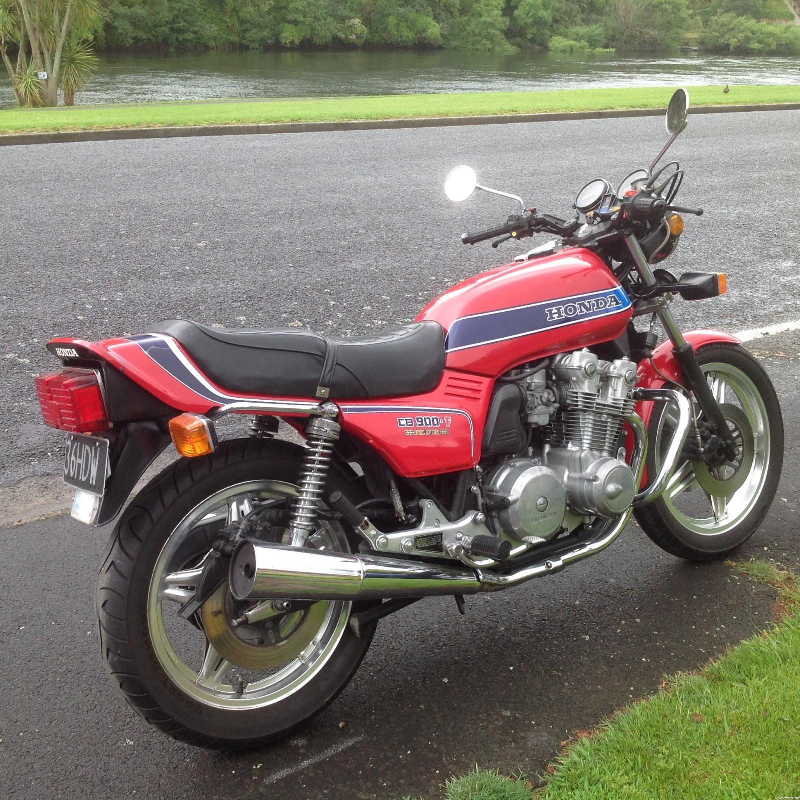 1979 Honda - bought sight unseen