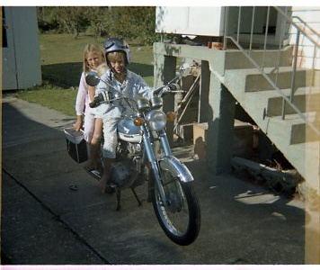 Mid seventies 1974 Honda CB100