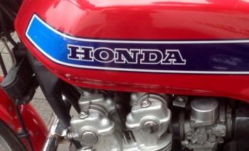 1979 Honda, bought sight unseen.