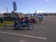 Central North Island 640 km day ride