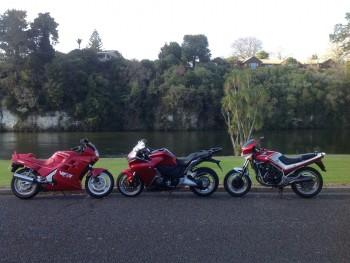 A few generations of V4s