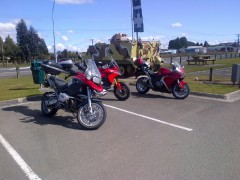 Day ride with mates