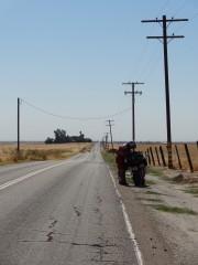 Road side stop