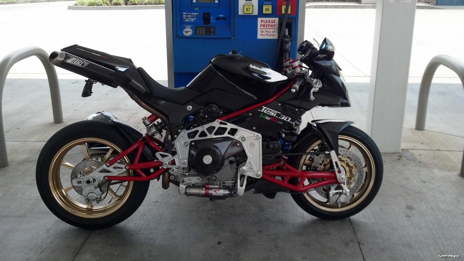 Nice bike not so nice owner