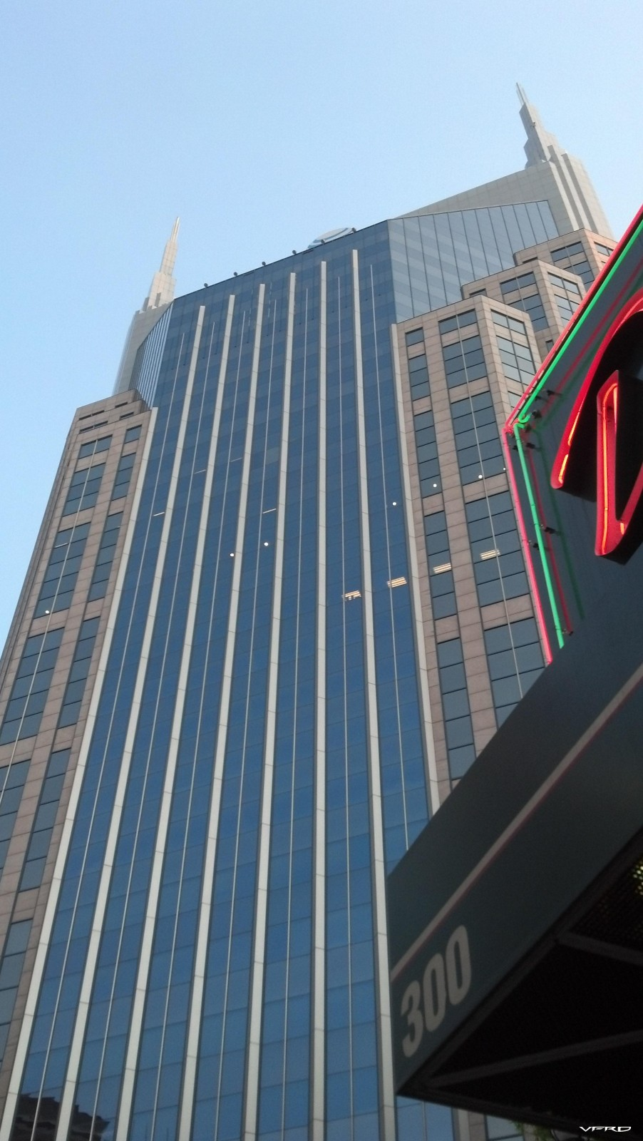 ATT Building in Nashville