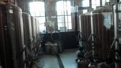 Liquid Bread fermentation tanks