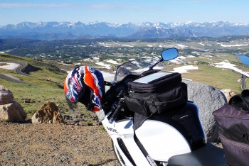 Beartooth Pass, Wyo 2011