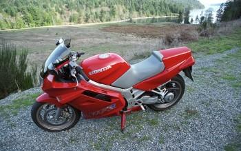 '91 VFR750 004