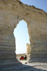 Monument Rocks, Gove County, KS