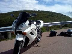 02 VFR in 09 White/Black