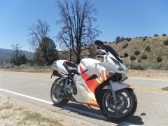 Somewhere near Santa Paula, California.