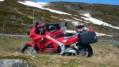 VFR 750F - Norway 2012