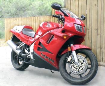 VFR750 95