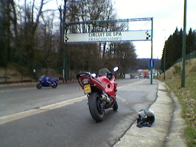 Both bikes in 1 shot