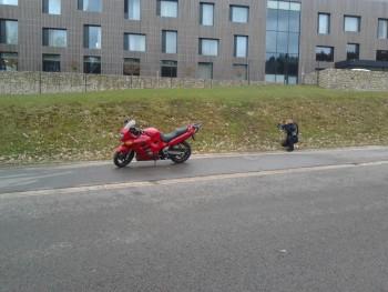 Spa wife bike