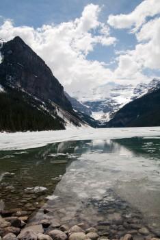 Lake Louise, May 2013