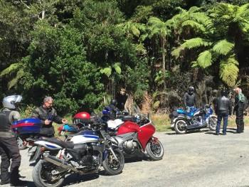 Forgotten Highway, New Zealand - Short Notice Long Loop to Whangamomona