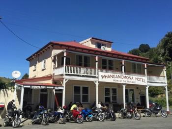 Forgotten Highway, New Zealand - The Whangamomona Pub