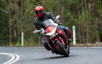 VFR1200 Old Road NSW Australia pic3