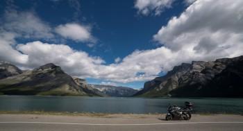 Lake Minnewanka - Banff, Alberta