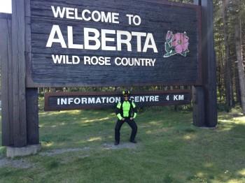 Alberta beckons