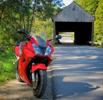 Tucker Hill Rd Bridge Thetford, VT
