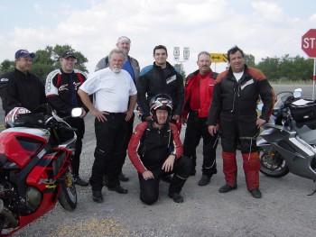 VFRD Ride Central Texas