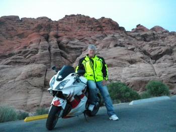 Redrock Canyon near Las Vegas May 2012