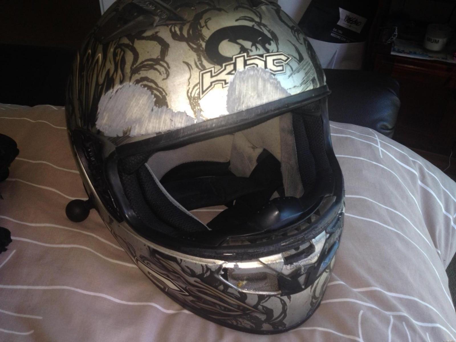 Helmet - KBC VR2