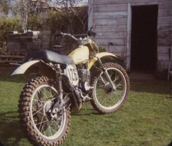 Motocrosser